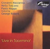 Live in Taormina by Giovanni Mazzarino Trio