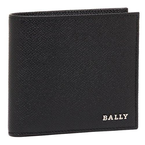 バリー 財布 メンズ BALLY LYIE 00 2つ折り財布 BLACK[並行輸入品]