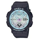 [カシオ] 腕時計 ベビージー BEACH TRAVELER BGA-250-1A2JF レディース ブラック