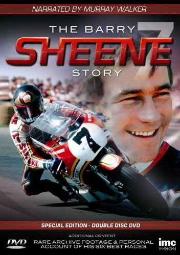 The Barry Sheene Story [Import anglais]