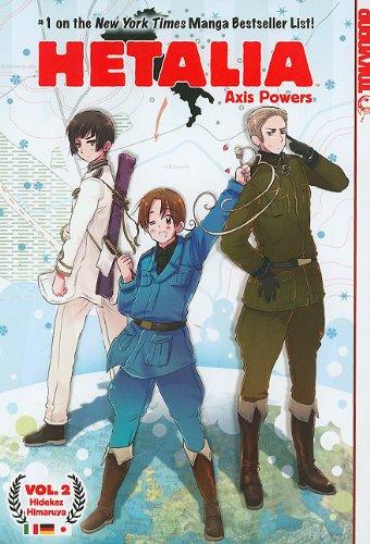 Hetalia Axis Powers Volume 2 (Hetalia: Axis Powers)