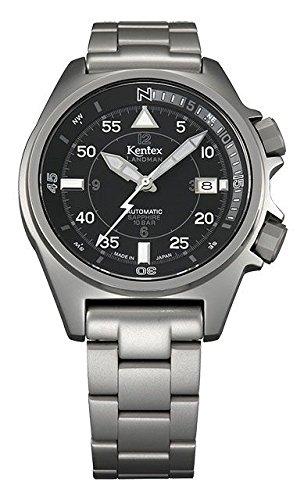 [ケンテックス]Kentex 腕時計 LANDMAN(ランドマン) タフAUTO ラージ 自動巻き S678X-05 メンズ