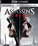 Assassin's Creed (UHD + Blu-ray + Digital HD)