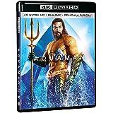 アクアマン [4K UHD + Blu-ray リージョンフリー 日本語有り ](輸入版)
