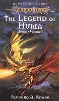 LEGEND OF HUMA (Dragonlance Heroes, Vol. 1)