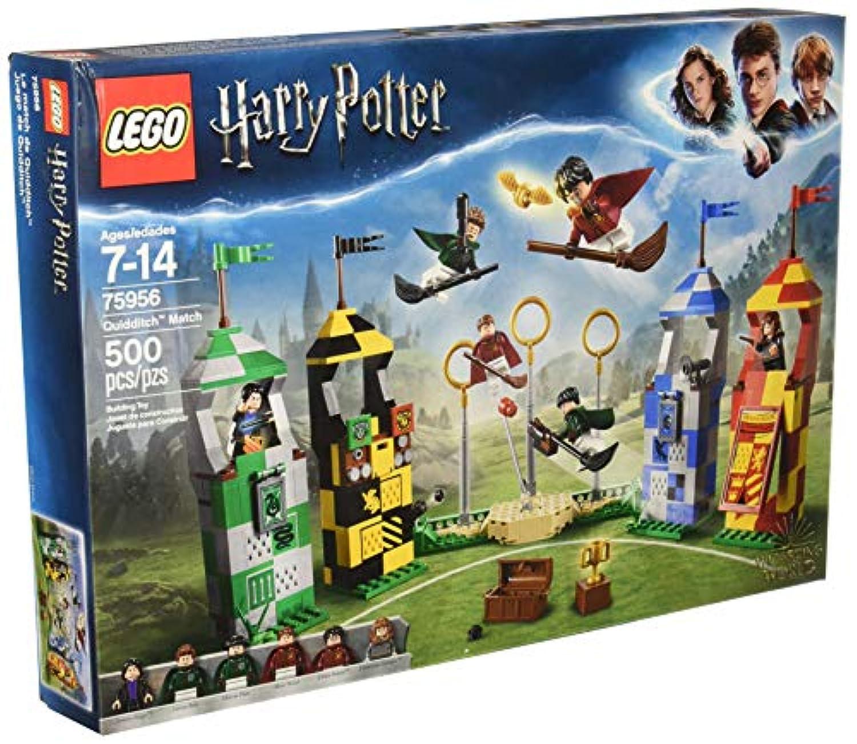 レゴ(LEGO) ハリー?ポッター クィディッチ 対決 75956