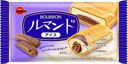 ブルボン ルマンドアイス 150ml ×12袋 -