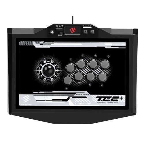マッドキャッツ  アーケード ファイトスティック トーナメントエディション 2+ TE2+ PS3/PS4
