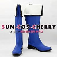 【サイズ選択可】コスプレ靴 ブーツ K-1631 境界の彼方 約束の絆 名瀬美月 なせみつき 女性22.5CM