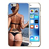 301-sanmaruichi- iPhone XS ケース iPhone X ケース ハードケース 携帯カバー おしゃれ sexy セクシー 美女 釣り 竿 ルアー 釣りガール かっこいい C