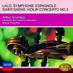 ラロ:スペイン交響曲