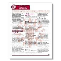 ComplyRight Harassment/Discrimination Fact Sheet (A0932) [並行輸入品]