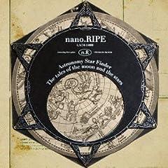 nano.RIPE「ツマビクヒトリ」の歌詞を収録したCDジャケット画像