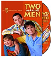 Two & A Half Men: Complete Fifth Season [DVD] [Import]