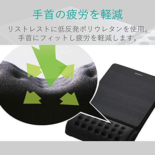 ELECOM(エレコム)『COMFYマウスパッド(MP-096)』