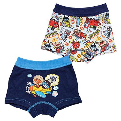 西松屋2盘的平角内裤(超人)90厘米·95厘米]宝贝大小的男孩