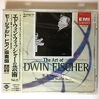 Piano Concertos.22, 25: Fischer(P, Cond)