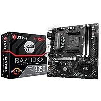 MSI B350M MORTAR M-ATXマザーボード [AMD RYZEN対応 socket A…