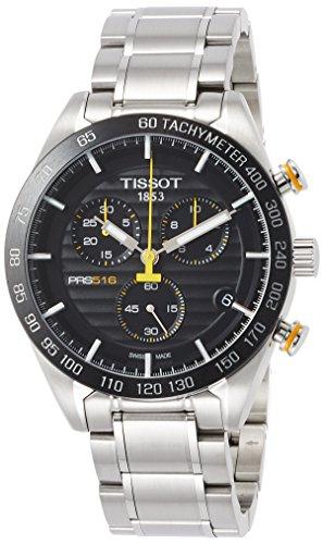 [ティソ]TISSOT 腕時計 PRS516 クォーツクロノグラフ T1004171105100 メンズ 【正規輸入品】