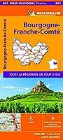 BOURGOGNE-FRANCHE-COMTE, France - Michelin Maxi Regional Map 602 (France Maxi Regional)