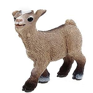 シュライヒ ファームワールド 小型ヤギ (仔:鳴) フィギュア 13717