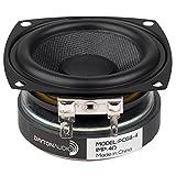 【国内正規品】Dayton Audio PC68-4 6.8cm ポリコーティング・グラスファイバーコーン フルレンジ 4Ω(ペア) PC68-4-2P