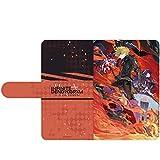 HAKUBA キャラモード インフィニット・デンドログラム vol.7 手帳型マルチスマートフォンケース カード収納 iPhone & Android 両対応 スマホカバー ケース 4977187133509