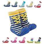 ComoBaby (コモベビー) ファーストシューズ 初めての 赤ちゃん靴 ソックスシューズ ベビーシューズ たっち あんよ 練習 11.5cm / 12.5cm 全10カラー