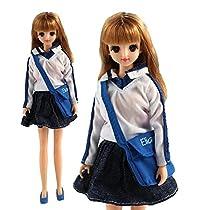 「Barwawa」ジェニー 洋服 手作り バービー 着せ替え ドール用 人形用 アクセサリー フランス人形 洋服 1/6ドール用 カバン・靴付き