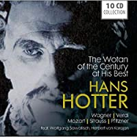 The Wotan Of The Century At His Best by Various Artists (2013-06-11)