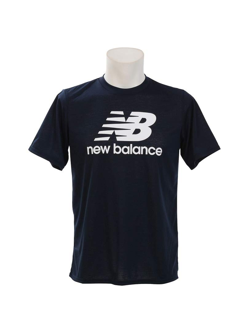 Balance ニューバランス New Balance ニューバランス メンズスポーツウェア 半袖ベーシックTシャツ S/S T スパンライク JMTP9918PGM メンズ ピグメント