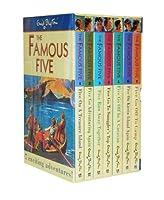 Famous Five Slipcase 1-7