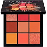 Exclusive NEW Huda Beauty Coral Obsessions Eyeshadow Palette