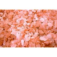 ヒマラヤ岩塩 ピンクソルト(3-5mm)<食用・入浴用> (2kg)