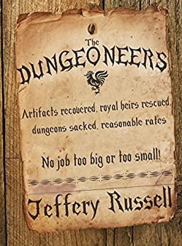 The Dungeoneers by [Russell, Jeffery]