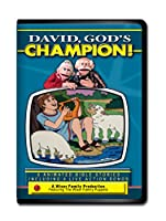 David, God's Champion! Bible Stories for Children [DVD]