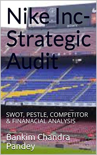 amazon co jp nike inc strategic audit swot pestle competitor
