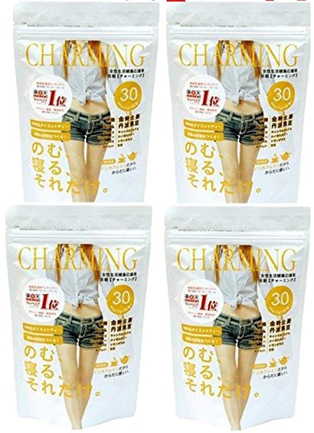 リル作物禁止エブリシング 茶眠チャーミング 4袋セット
