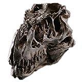 インテリアデコレーションハロウィン贈り物ティラノザウルス?レックス恐竜頭蓋骨標本樹脂頭