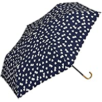 w.p.c 雨傘折傘 ネイビー 50cm(親骨) 963-017