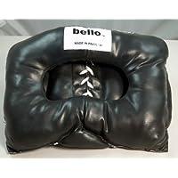 ボクシング& Martial Arts保護用ヘッドギア – ブラック&レッドセット(Small)