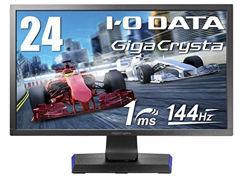 I-O DATA ゲーミングモニター 24型 FPS向き/14...