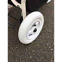 エアバギー用エアタイヤ Airbuggy tire スペアタイヤ 8インチ 8inch【白タイヤ(外側)】 エアバギーココ(Airbuggy COCO)ブレーキ/プレミア/フォードッグ/トゥインクル スペアタイヤ