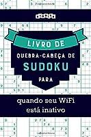 Livro de quebra-cabeça de Sudoku para quando seu WiFi está inativo