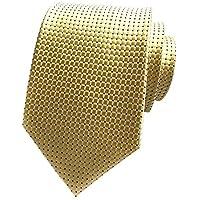 "CityRaider Men's Silk Tie Slim Necktie 3.15"" Great for Weddings,Groom,Groomsmen,Missions,Dances,Gifts"