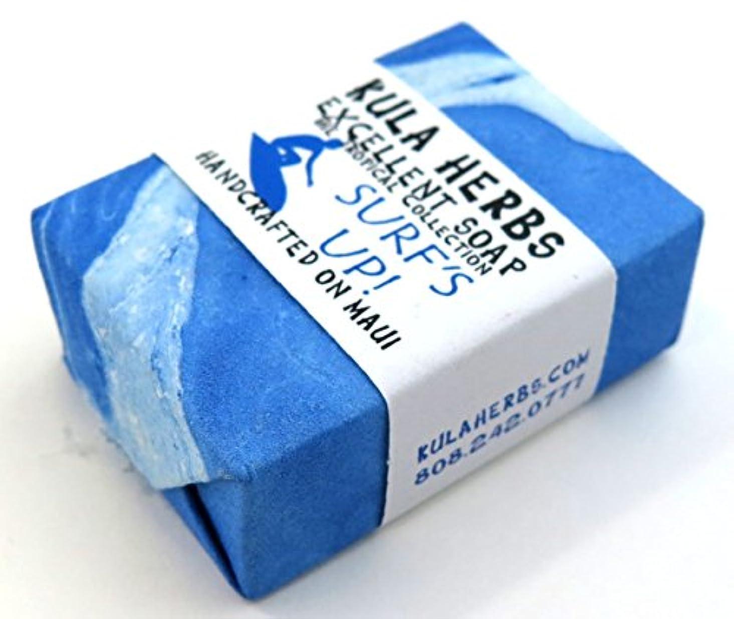 ハワイ お土産 ハワイアン雑貨 クラハーブス エクセレント ソープ 石鹸 30g (白檀)