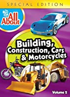 Best of All About Building Construction Cars Moto [DVD] [Import]