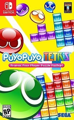 of America(World) Puyo Puyo Tetris (輸入版:北米) - Switch