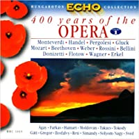 400 Years of the Opera, Vol. 1
