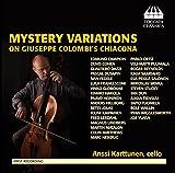 ジュセッペ・コロンビのチャコーナによる神秘的な変奏曲(Mystery Variations on Giuseppe Colombi's Chiacona)